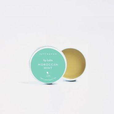 Butt Naked Moroccan Mint Lip Balm 10g