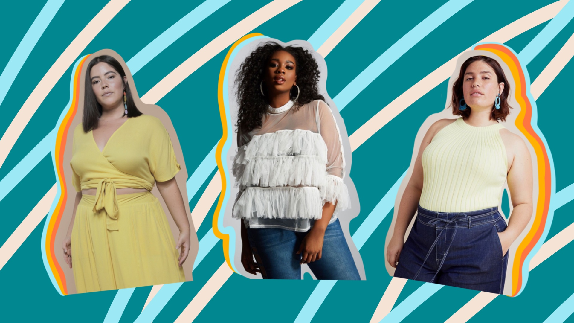 UNRULY | Plus-Size Going-Out Tops