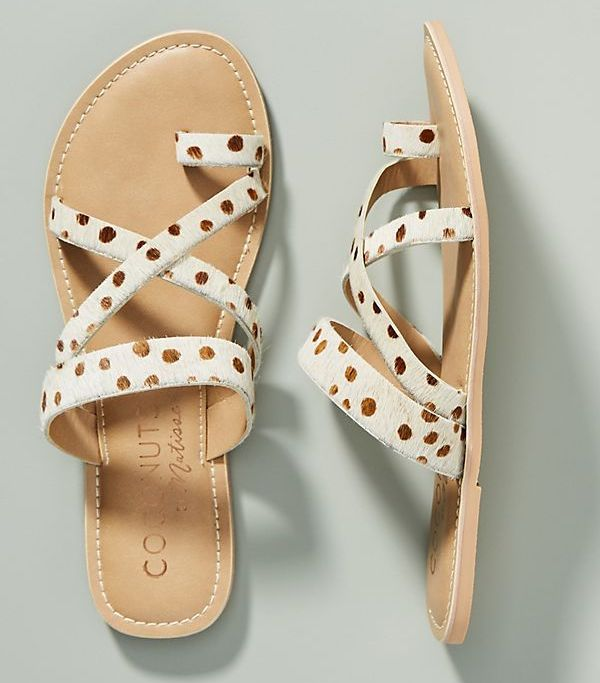 UNRULY | 21 Pairs of the Cutest Spring Sandals You'll Ever See
