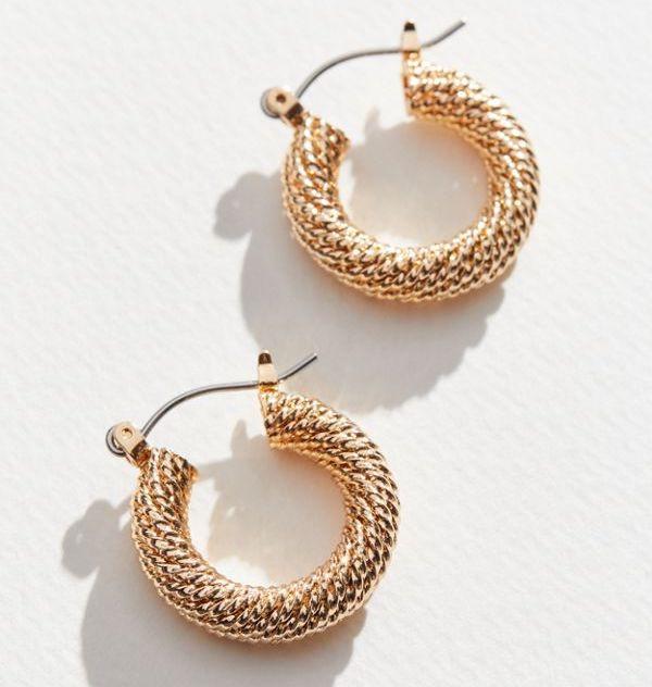 UNRULY| The Cutest Hoop Earrings We Ever Did See