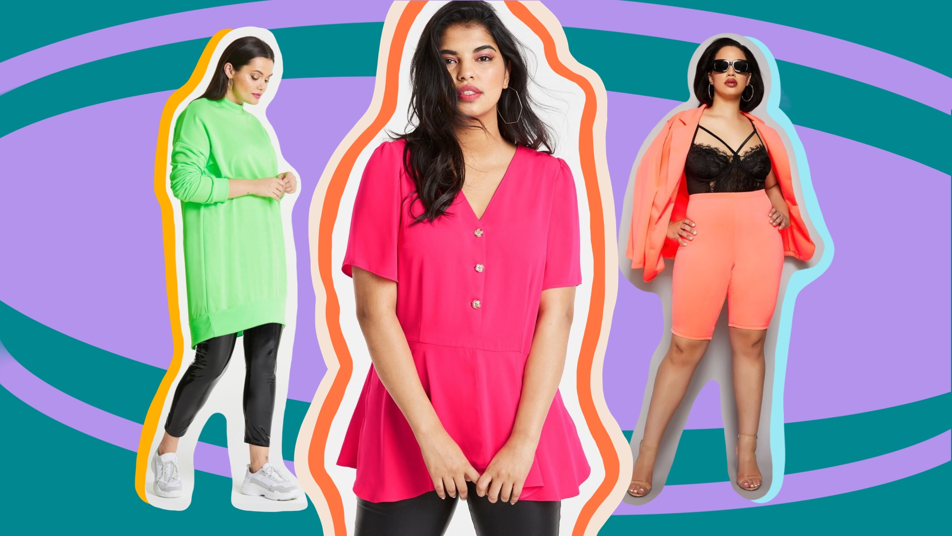 UNRULY | Plus-Size Neon Clothes Are Perfect for Everything from Parties to Daily Wear