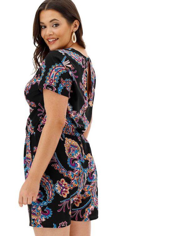 UNRULY | Chic Plus-Size Rompers to Shop, Because It's Warm Out There, Baby