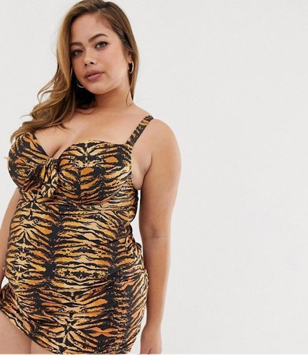 UNRULY | Plus-Size Tankinis to Shop, Because Bikinis Aren't the Only Way to Rock a Two-Piece