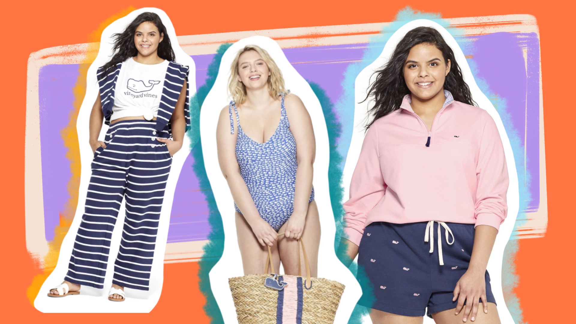 UNRULY | Target x Vineyard Vines Plus-Size Collection