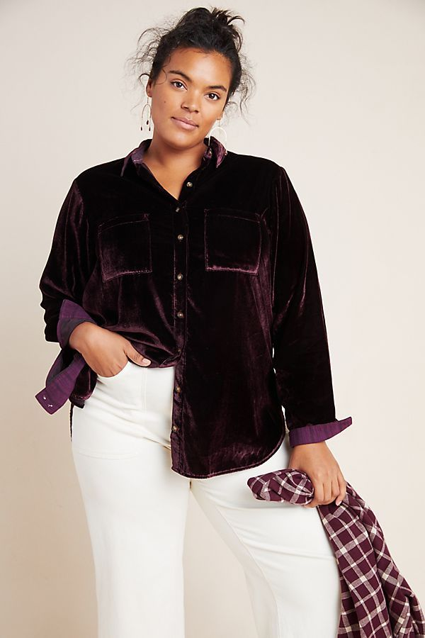 UNRULY | It's Officially Velvet Season | Plus-Size Velvet Pieces to Shop