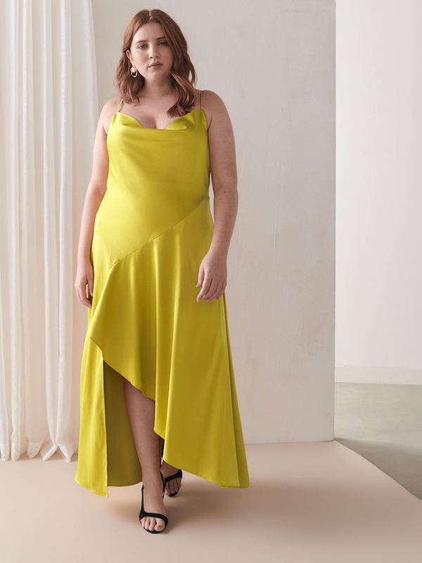 UNRULY | Plus-Size Winter Wedding Guest Dresses