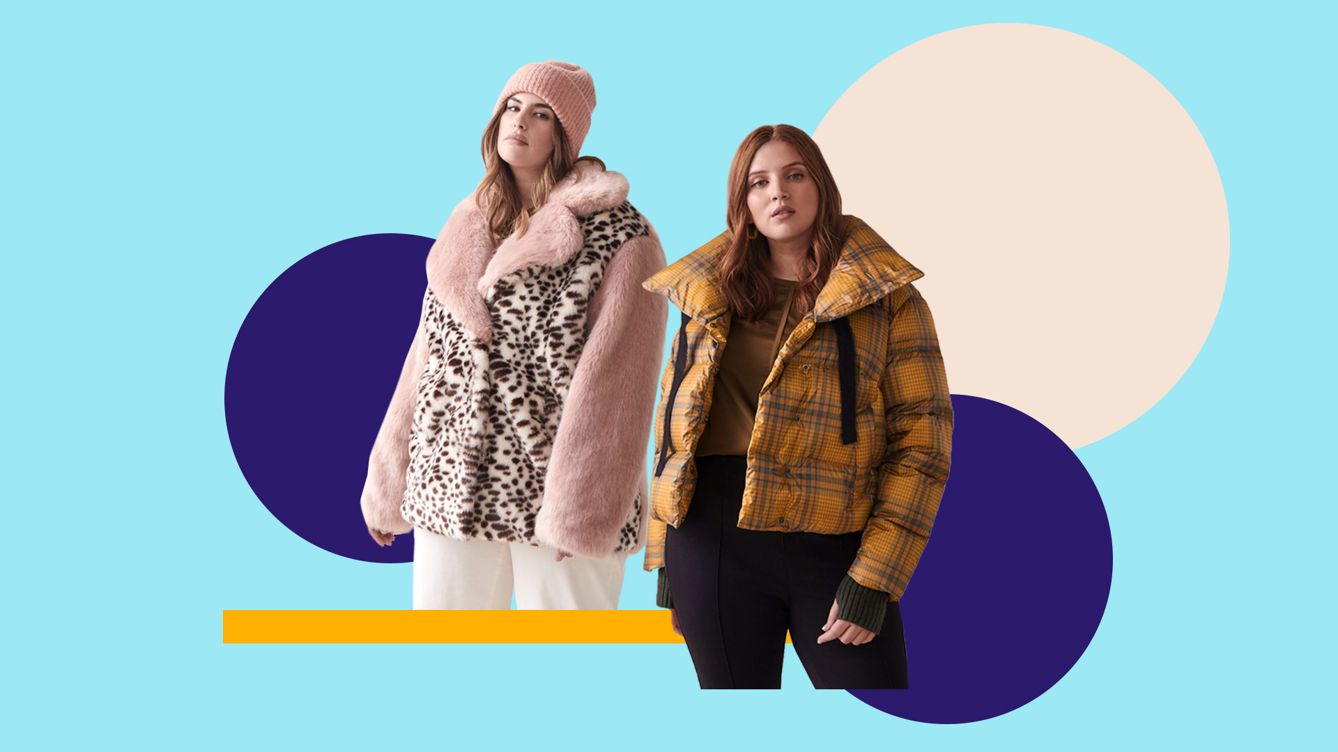 Plus-Size Winter Coats