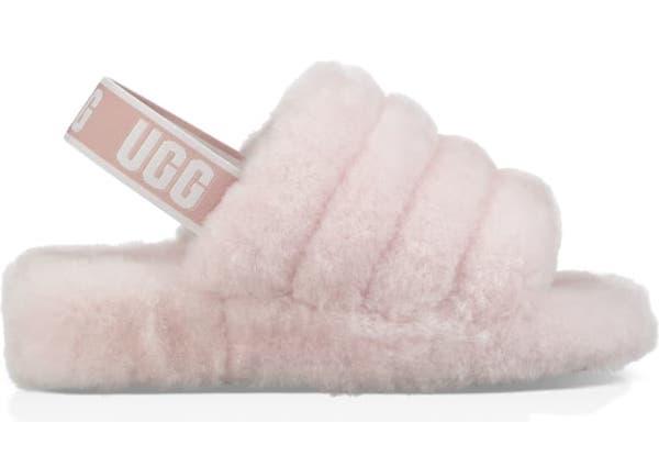Light Pink Ugg Slippers