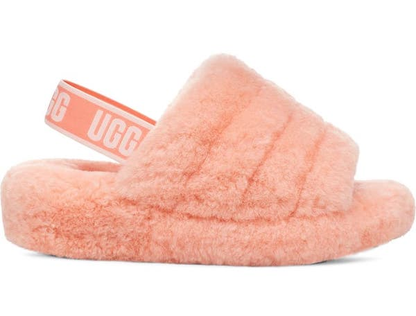 Melon Pink Ugg Slippers