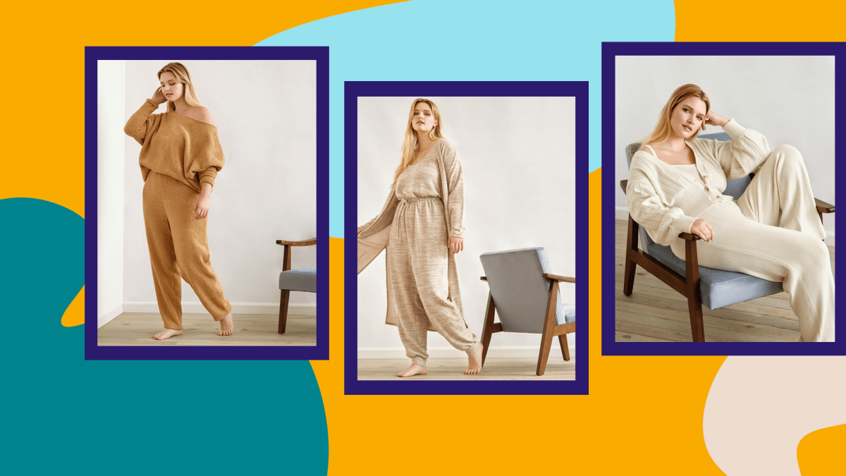 Plus-Size Loungewear from ELOQUII