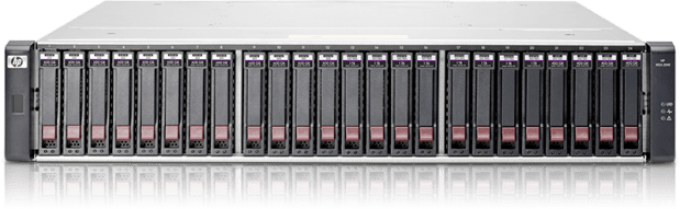 HPE MSA 1040 Storage Array