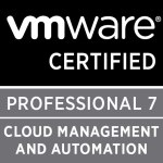 VMware VCP7-CMA Badge