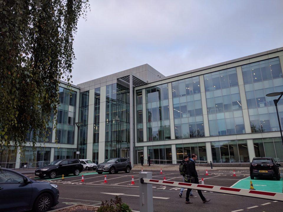 VMware Office UK