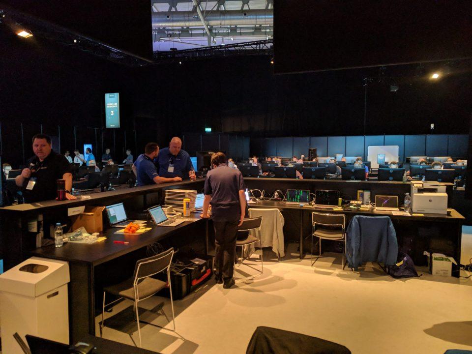 VMworld 2018 EU - vExpert HOL Tour