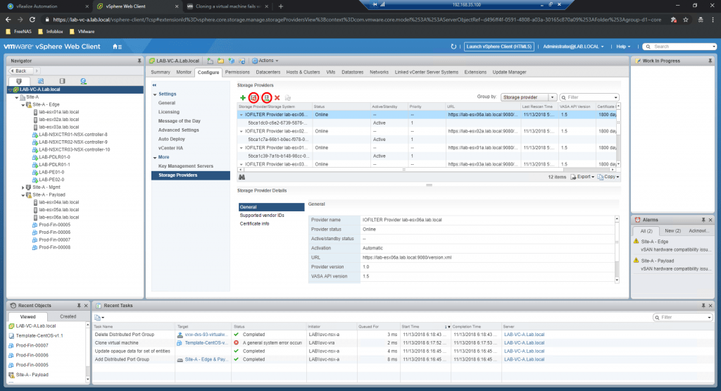 vRealize Automation (vRA) Archives - Be-Virtual net