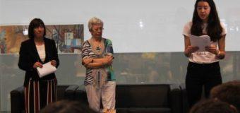 Encontro com a escritora Deana Barroqueiro