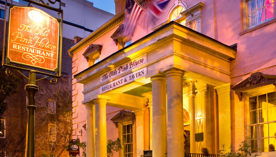 Image result for the olde pink house