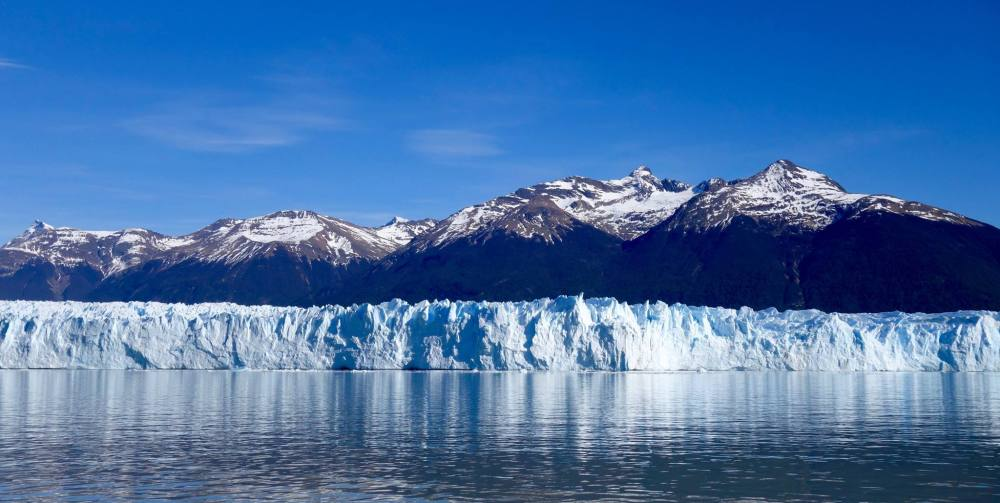Photo of the great wall that is Perito Moreno