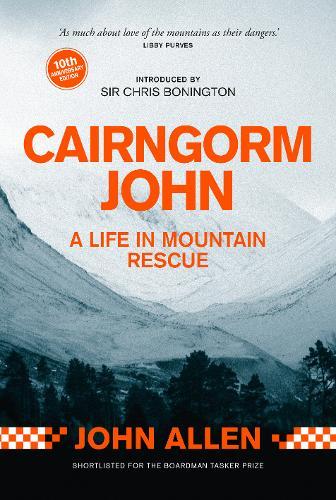 Book review for Cairngorm John