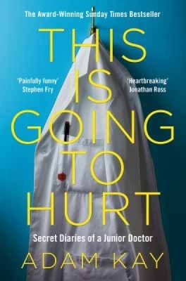 Book Review for This is going to hurt