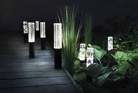 outdoor lighting modern