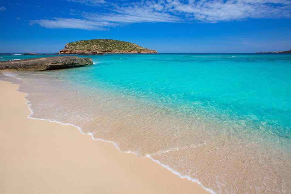 Image result for ibiza beach