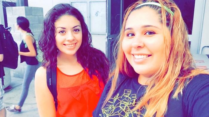 Velen Garcia & Jennifer Rodriguez