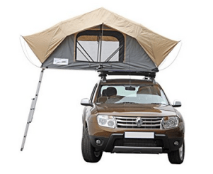 Feather-Lite Roof Top Tent front runner