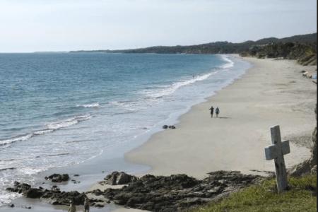 destiladeras beach mexico travel destination