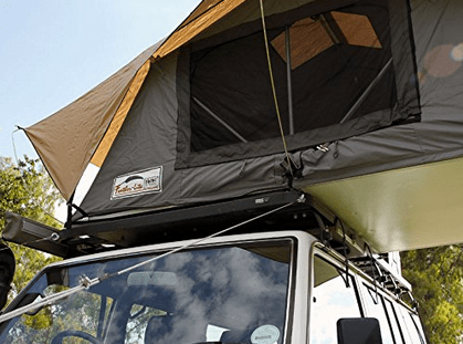 feather lite front runner rooftop tent review