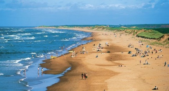 Singing Sands Beach