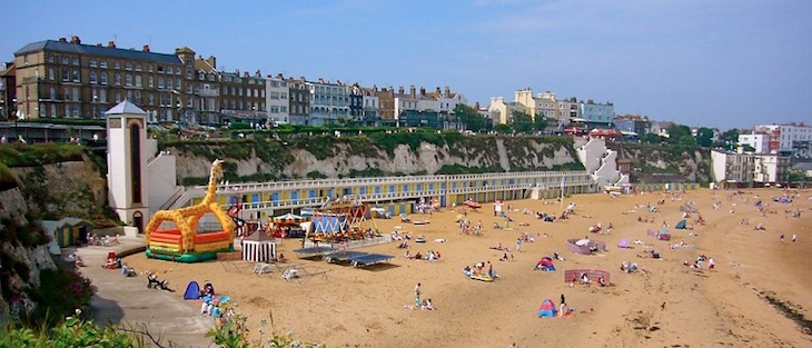 beaches in the southern uk