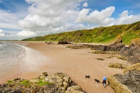 beaches of the northern uk