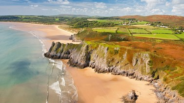best beaches in wales