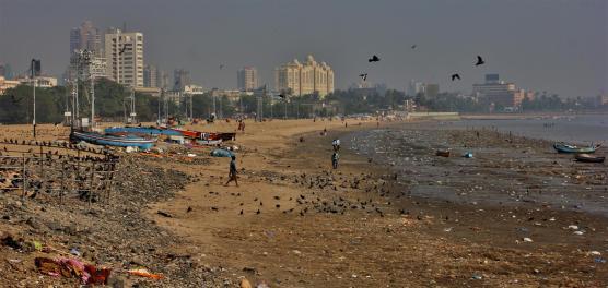 chowpatty beach mumbai