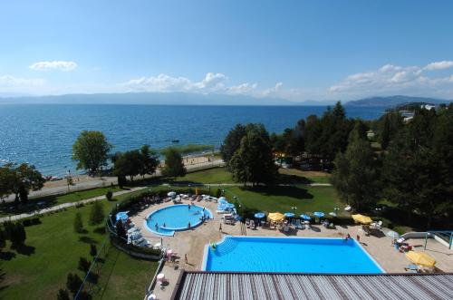 lake ohrid resorts