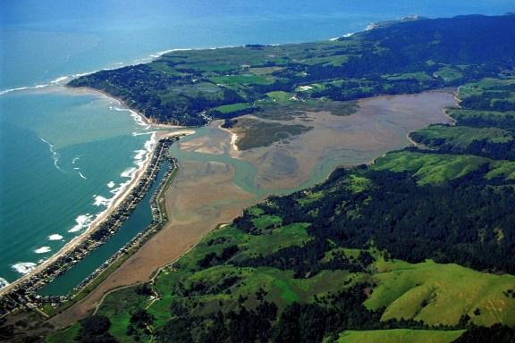Bolinas_California_aerial_view