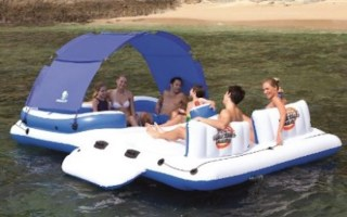 best 6-Person Floating Island review 2016