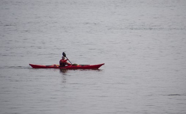 kayaking how to