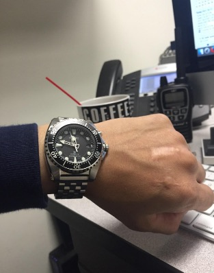 mens diving watches 2016