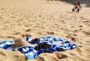 microfiber beach towel review