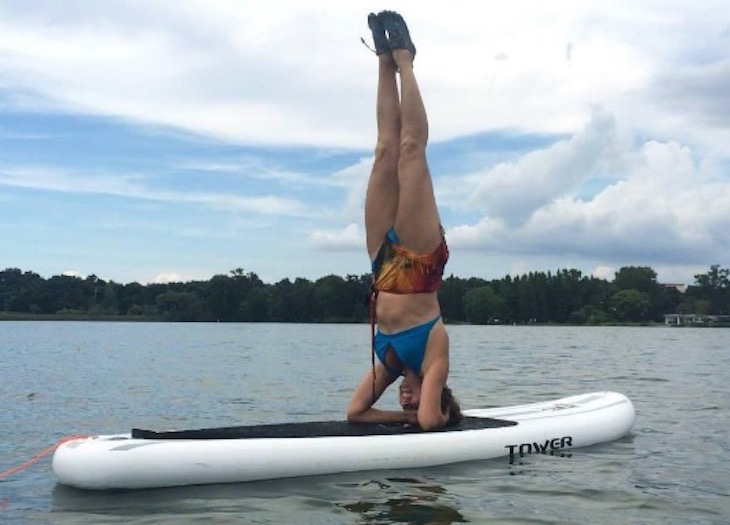 Tower Paddle Boards Adventurer Inflatable SUP