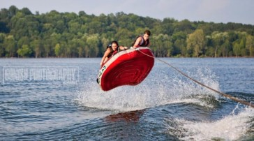 g force inflatable towable