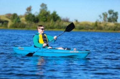 sun dolphin sit on top kayak review