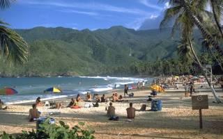 Beach_choroni_venezuela