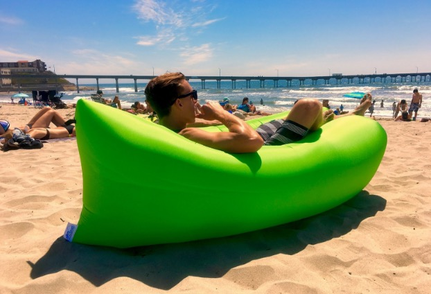 LoungeCloud - The Original Inflatable Lounger