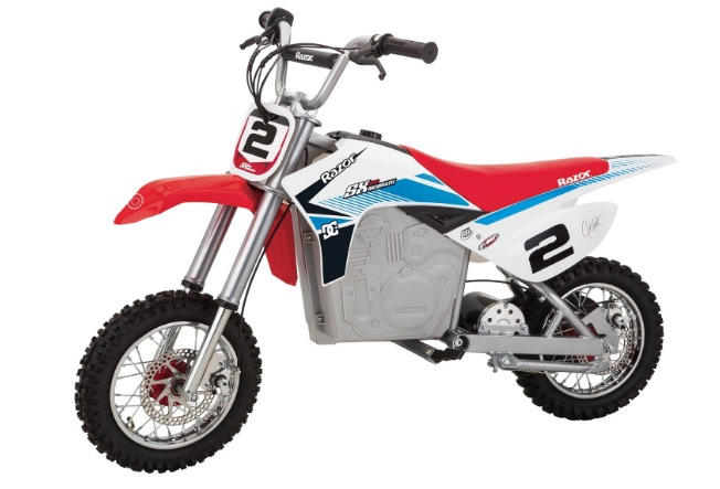 Razor SX500 McGrath Dirt Rocket Electric Motocross Bike review