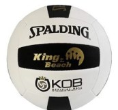 spalding beach volleyball