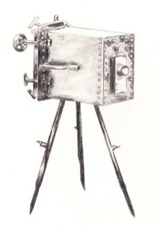 william thompson first underwater camera