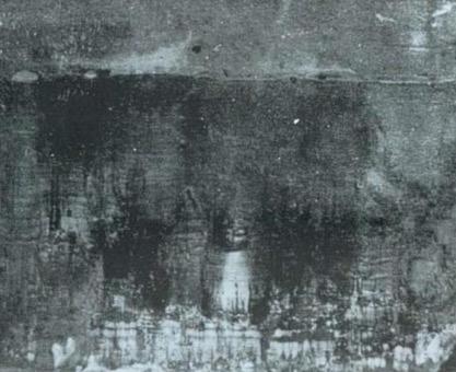 first underwater photograph